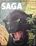 Saga Magazine (1950 2nd Series) Vol. 3 #3