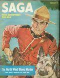 Saga Magazine (1950 2nd Series) Vol. 3 #5