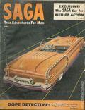 Saga Magazine (1950 2nd Series) Vol. 4 #1