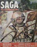 Saga Magazine (1950 2nd Series) Vol. 4 #2