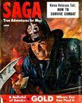 Saga Magazine (1950 2nd Series) Vol. 4 #3