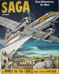 Saga Magazine (1950 2nd Series) Vol. 4 #6