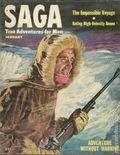 Saga Magazine (1950 2nd Series) Vol. 5 #4