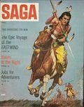 Saga Magazine (1950 2nd Series) Vol. 5 #6