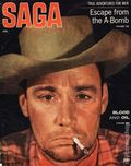 Saga Magazine (1950 2nd Series) Vol. 6 #1