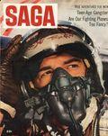 Saga Magazine (1950 2nd Series) Vol. 6 #2
