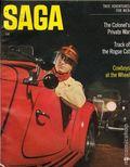 Saga Magazine (1950 2nd Series) Vol. 6 #3