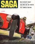 Saga Magazine (1950 2nd Series) Vol. 7 #1