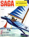 Saga Magazine (1950 2nd Series) Vol. 7 #5