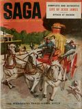 Saga Magazine (1950 2nd Series) Vol. 8 #1