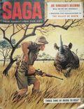 Saga Magazine (1950 2nd Series) Vol. 8 #3