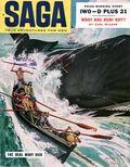 Saga Magazine (1950 2nd Series) Vol. 8 #5