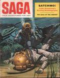 Saga Magazine (1950 2nd Series) Vol. 9 #2