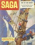 Saga Magazine (1950 2nd Series) Vol. 9 #4