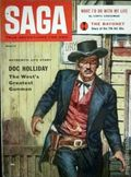 Saga Magazine (1950 2nd Series) Vol. 9 #6