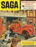 Saga Magazine (1950 2nd Series) Vol. 10 #4