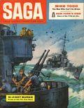 Saga Magazine (1950 2nd Series) Vol. 10 #5