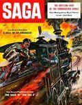 Saga Magazine (1950 2nd Series) Vol. 11 #1