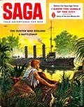 Saga Magazine (1950 2nd Series) Vol. 11 #2