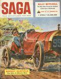 Saga Magazine (1950 2nd Series) Vol. 11 #4
