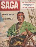 Saga Magazine (1950 2nd Series) Vol. 11 #5