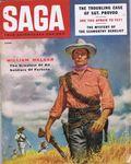 Saga Magazine (1950 2nd Series) Vol. 12 #3