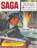 Saga Magazine (1950 2nd Series) Vol. 12 #4