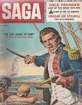 Saga Magazine (1950 2nd Series) Vol. 12 #6