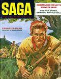 Saga Magazine (1950 2nd Series) Vol. 13 #1