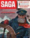 Saga Magazine (1950 2nd Series) Vol. 13 #2