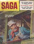 Saga Magazine (1950 2nd Series) Vol. 13 #3