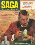 Saga Magazine (1950 2nd Series) Vol. 15 #1