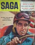 Saga Magazine (1950 2nd Series) Vol. 15 #3