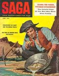 Saga Magazine (1950 2nd Series) Vol. 15 #4
