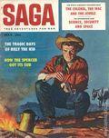 Saga Magazine (1950 2nd Series) Vol. 15 #6