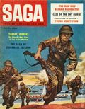 Saga Magazine (1950 2nd Series) Vol. 16 #1