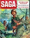 Saga Magazine (1950 2nd Series) Vol. 17 #1