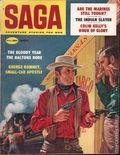 Saga Magazine (1950 2nd Series) Vol. 17 #2
