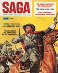 Saga Magazine (1950 2nd Series) Vol. 17 #3