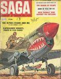 Saga Magazine (1950 2nd Series) Vol. 17 #5