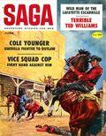 Saga Magazine (1950 2nd Series) Vol. 18 #3