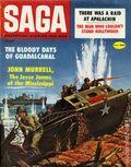 Saga Magazine (1950 2nd Series) Vol. 18 #4