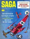Saga Magazine (1950 2nd Series) Vol. 18 #6