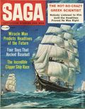 Saga Magazine (1950 2nd Series) Vol. 19 #1