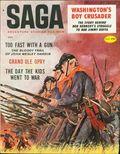 Saga Magazine (1950 2nd Series) Vol. 19 #3