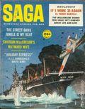 Saga Magazine (1950 2nd Series) Vol. 19 #4