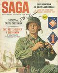 Saga Magazine (1950 2nd Series) Vol. 19 #5