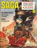 Saga Magazine (1950 2nd Series) Vol. 19 #6