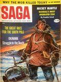 Saga Magazine (1950 2nd Series) Vol. 20 #1