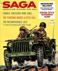 Saga Magazine (1950 2nd Series) Vol. 20 #4
